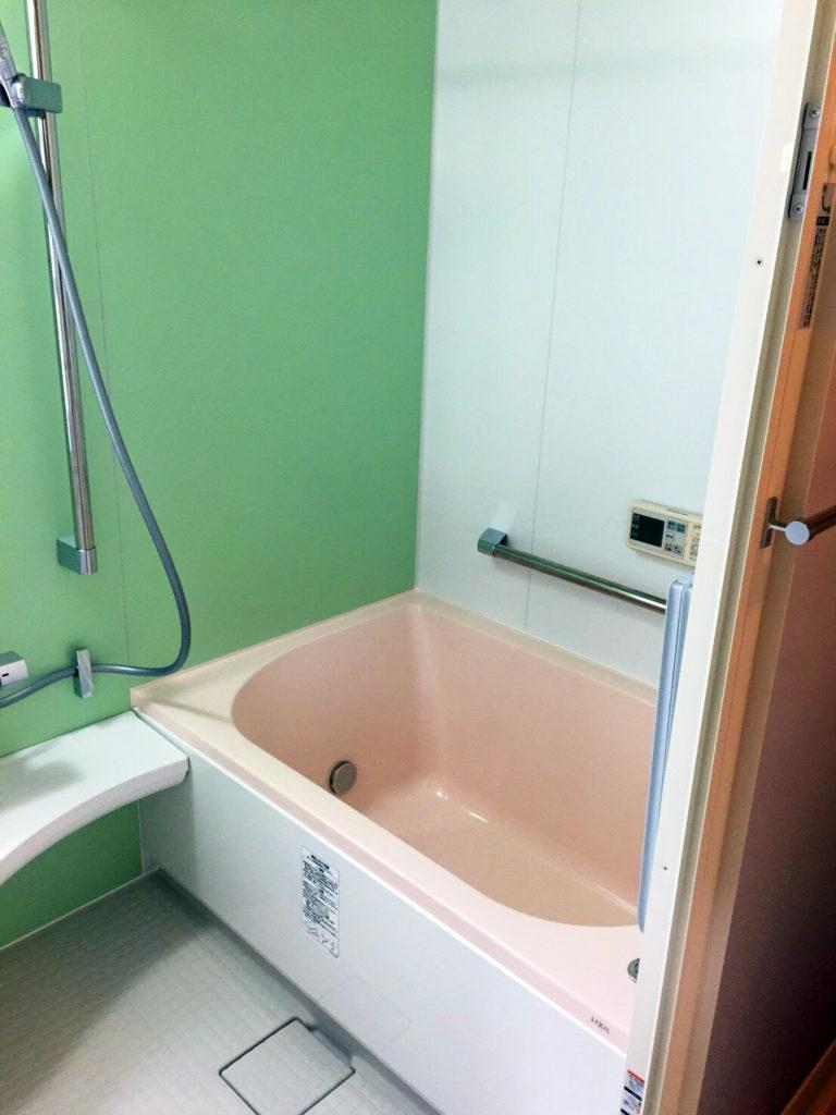 【施工実績:2】お風呂のリフォーム工事:東京都羽村市