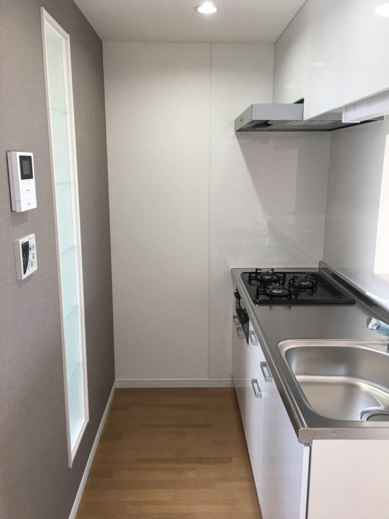 【施工実績:5】キッチンのリフォーム工事:東京都日野市