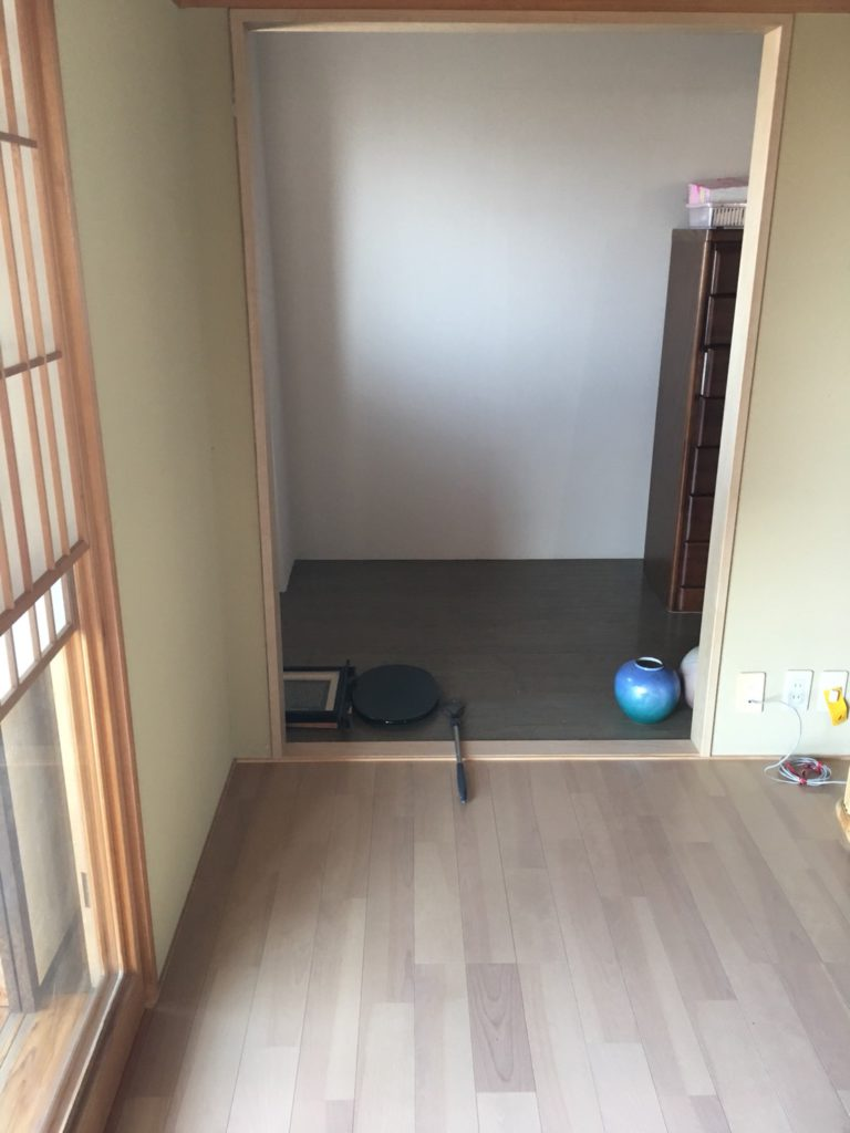 【施工実績:11】和室のリフォーム工事:東京都立川市