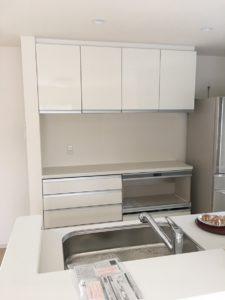 【施工実績:14】キッチンのリフォーム工事:東京都多摩市