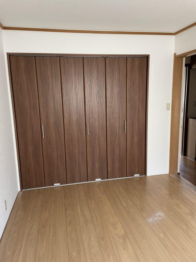【施工実績:19】和室を洋室にリフォームしました:東京都羽村市